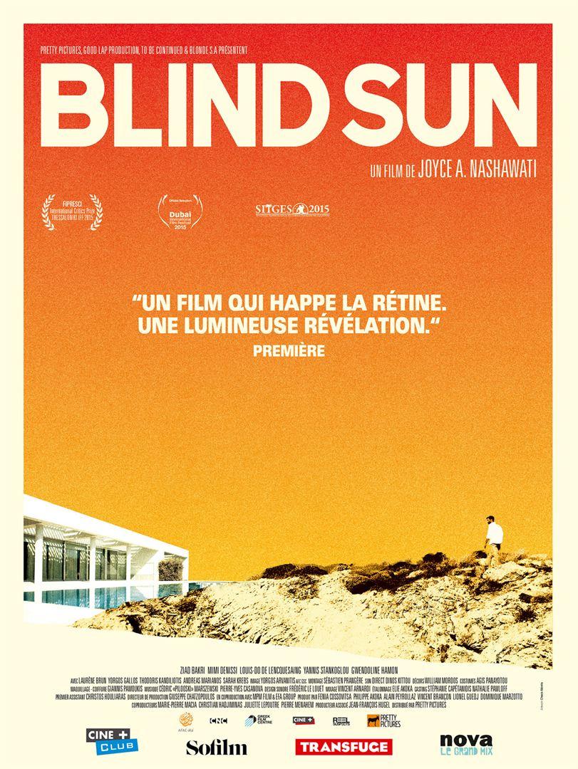 Blind Sun : Affiche