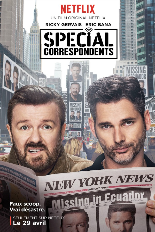 Special Correspondents en streaming
