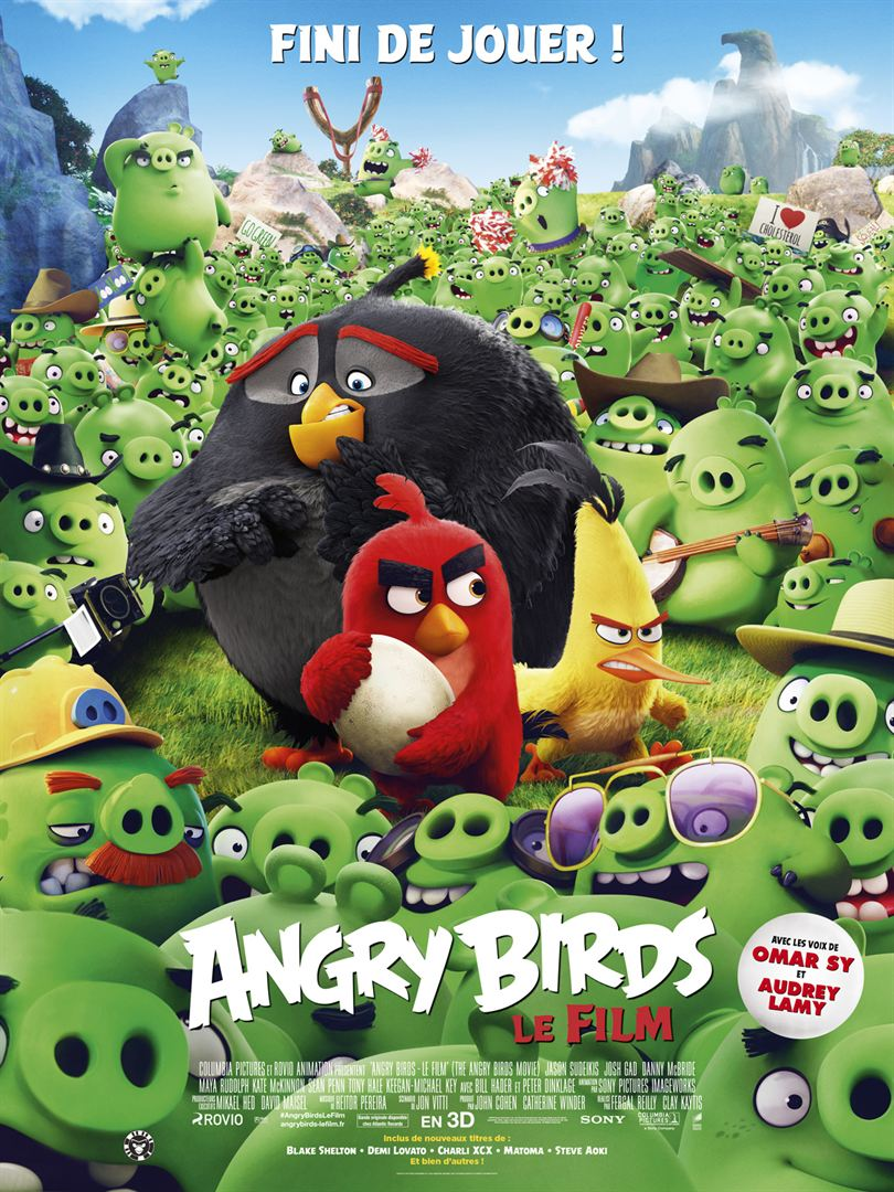 Angry Birds : Le Film Multilingue 1080p BluRay 2015