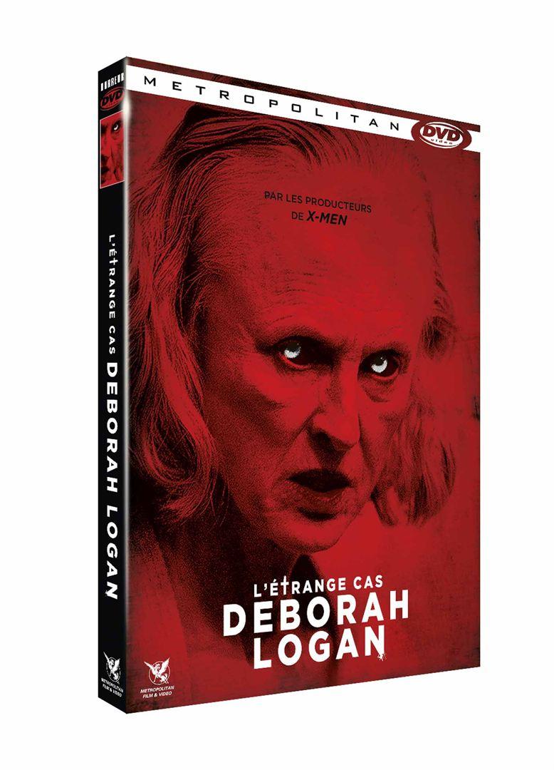 L'étrange cas Deborah Logan Multilingue 1080p BluRay 2016