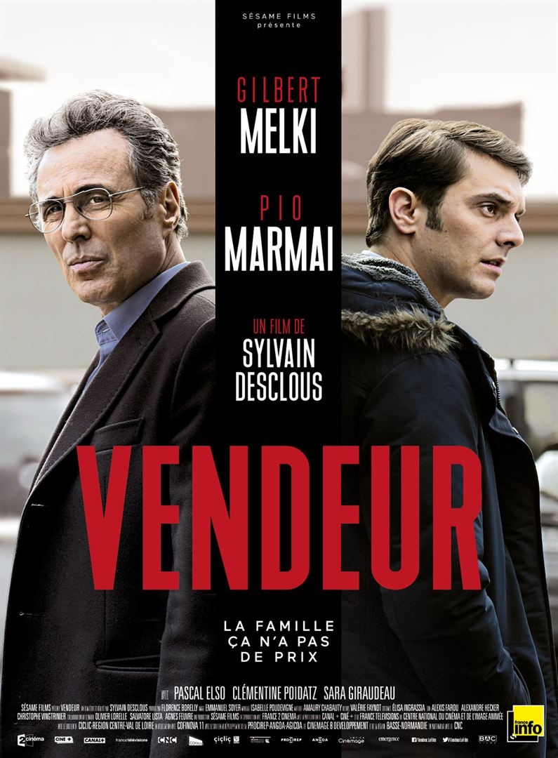 Vendeur FRENCH WEBRIP 2016