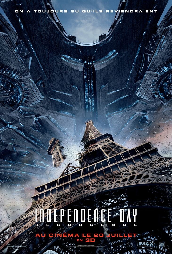 Independence Day : Resurgence FRENCH 720p BluRay 2016