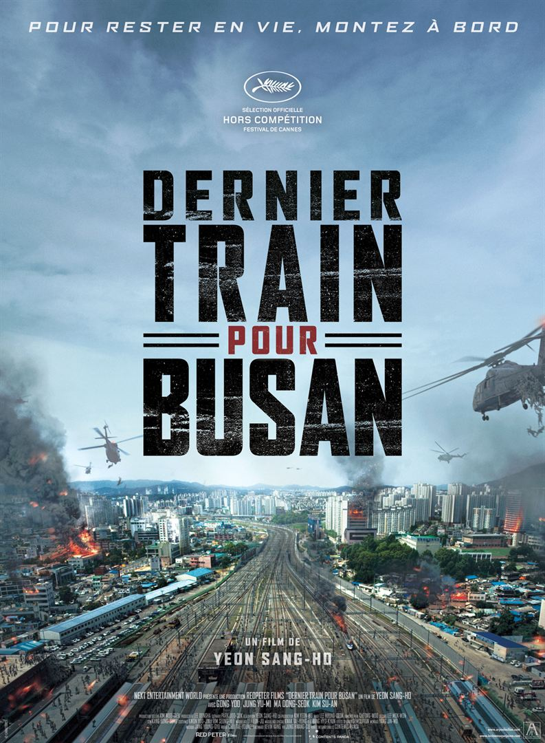 Dernier train pour Busan FRENCH 720p BluRay 2016