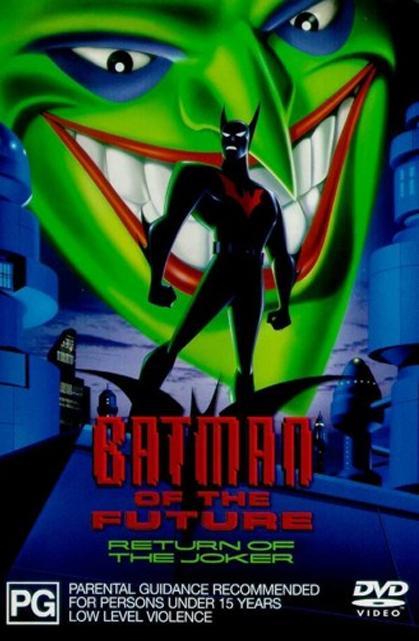 Batman, la Relève: Le Retour du Joker en streaming