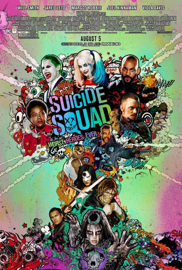 SUICIDE SQUAD en streaming uptobox