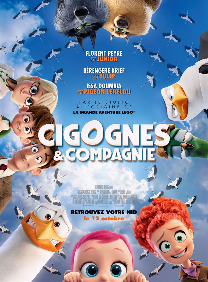 CIGOGNES ET COMPAGNIE en streaming uptobox