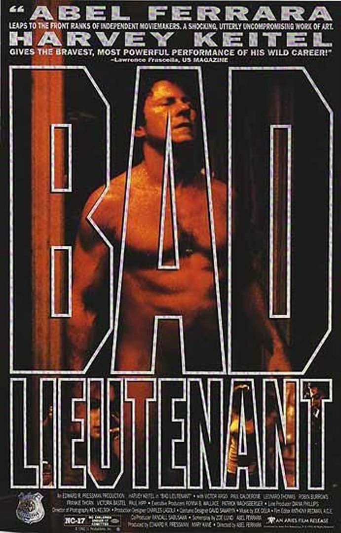 Bad Lieutenant en streaming