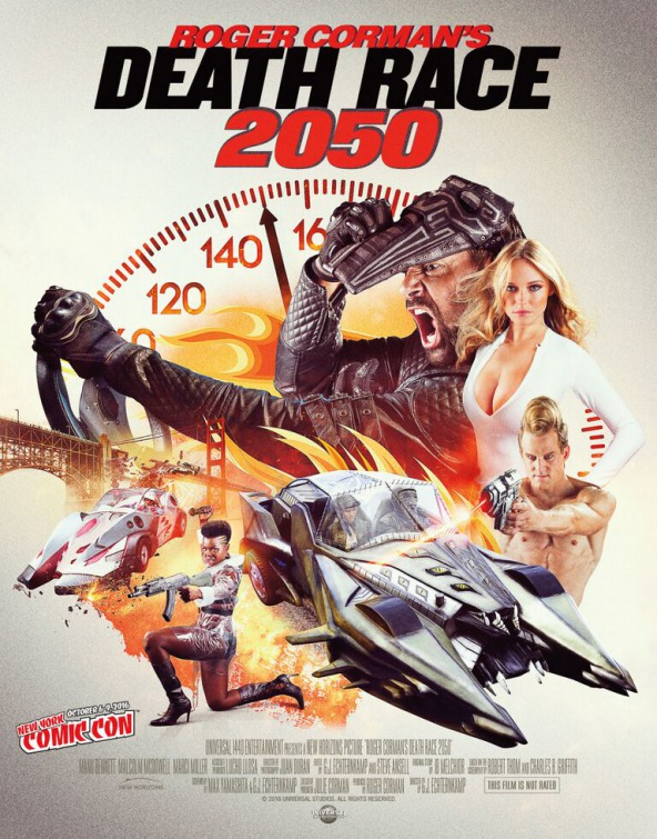 Roger Corman's Death Race 2050 TRUEFRENCH DVDRIP 2017