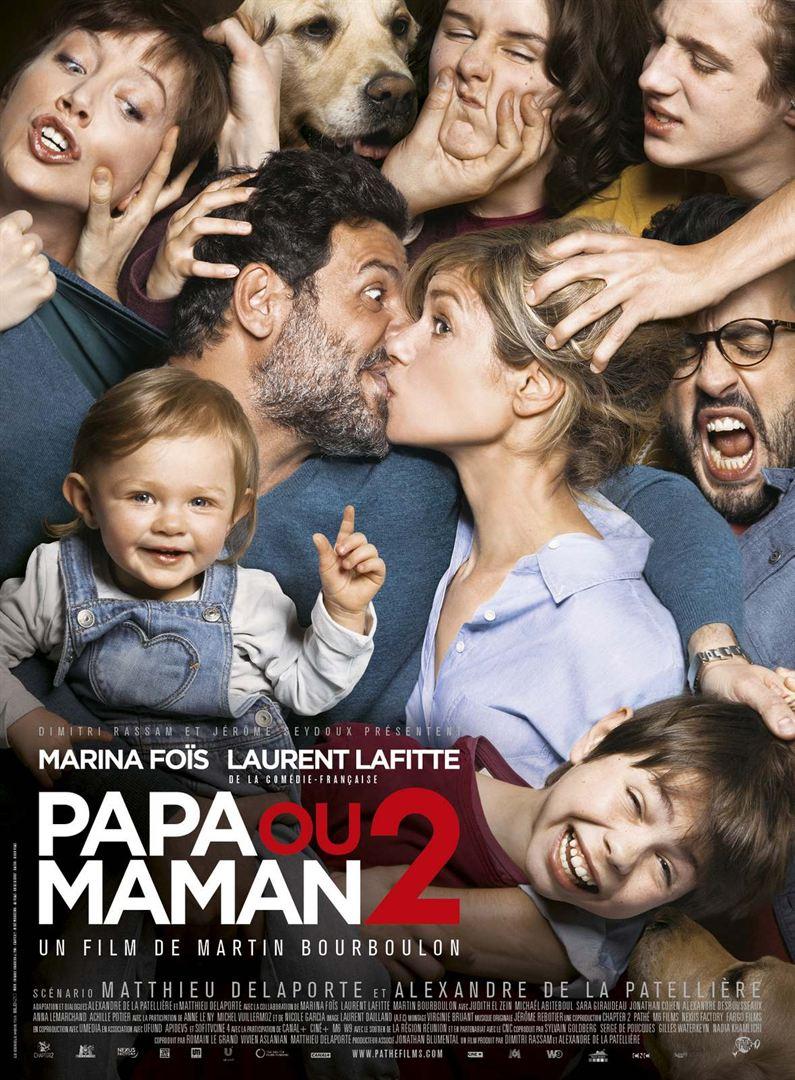 Papa ou maman 2 en streaming