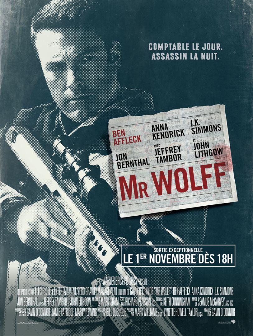 Mr Wolff FRENCH DVDRiP 2016