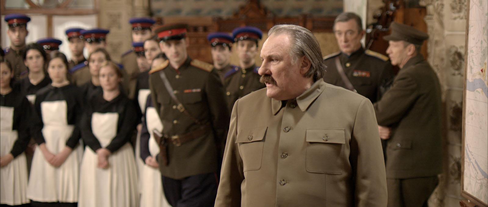 Le Divan de Staline : Photo Gérard Depardieu