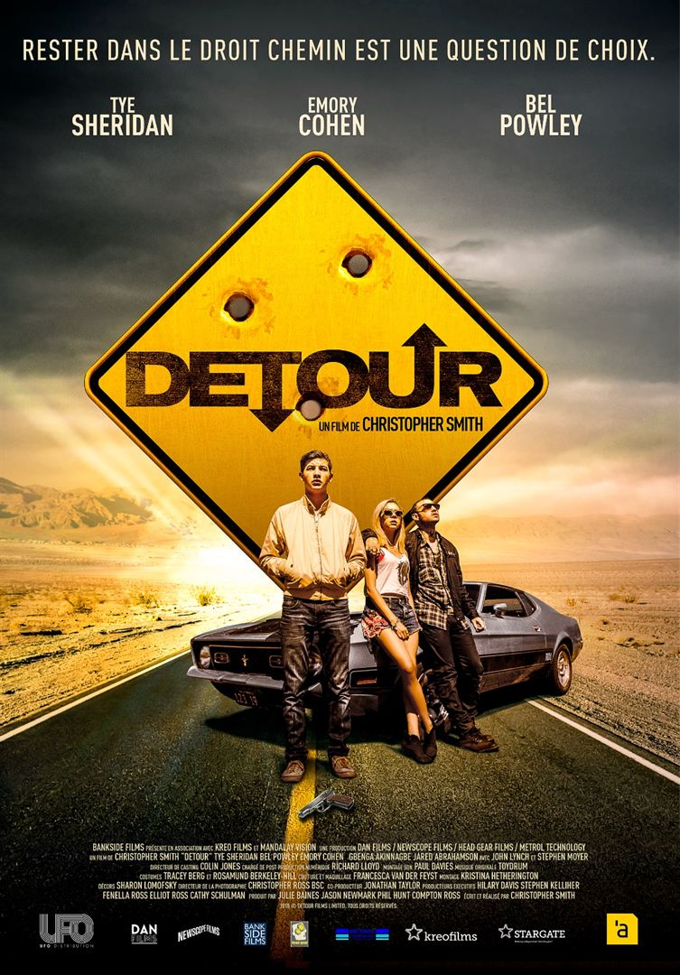 Detour FRENCH HDRIP 2017