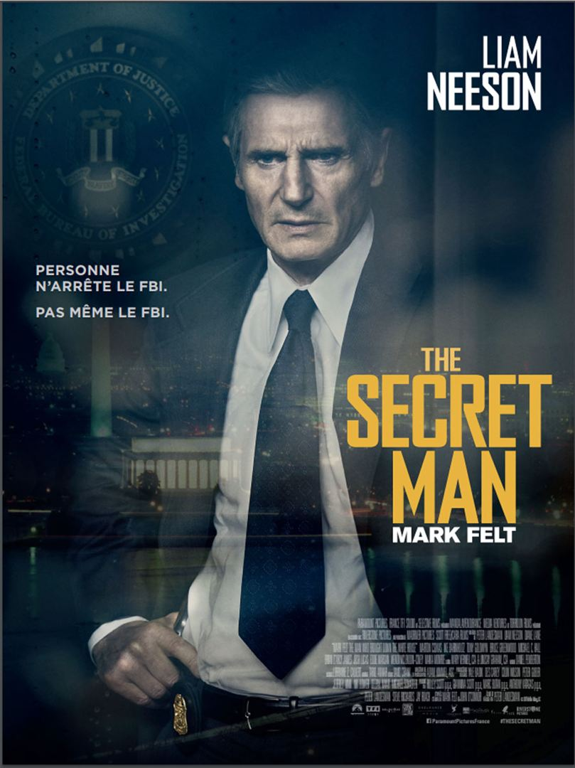 The Secret Man - Mark Felt affiche