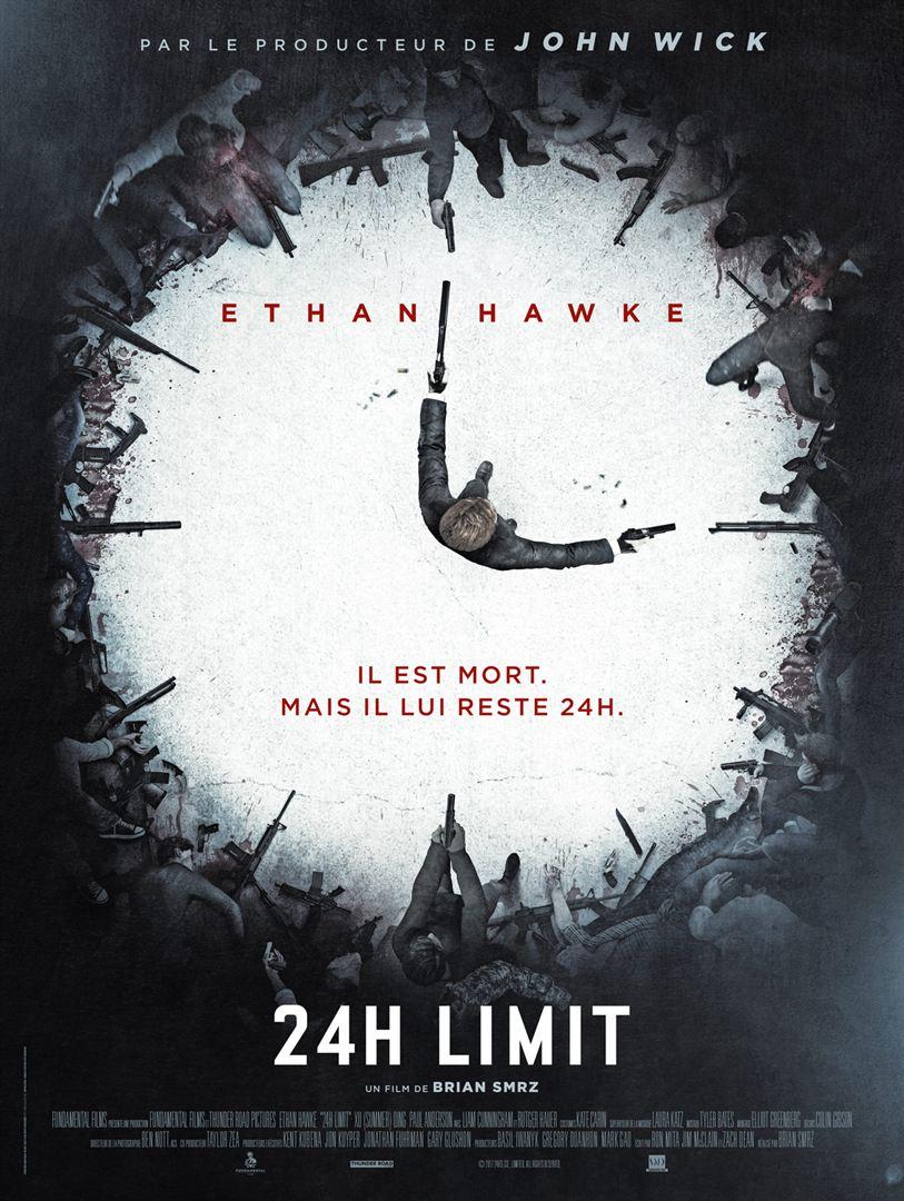 24h limit affiche