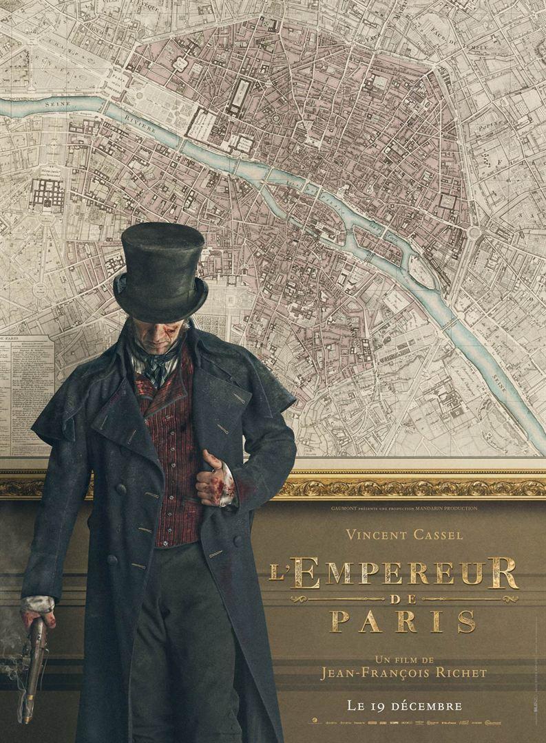 Empereur de Paris affiche