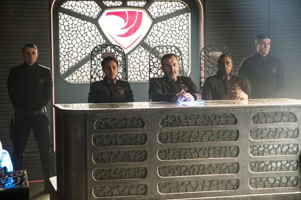 [Séries TV] Krypton, Saisons 1 & 2 3526742