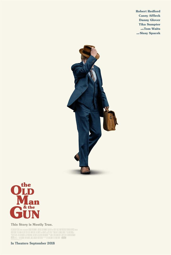 Poster The old man & the gun