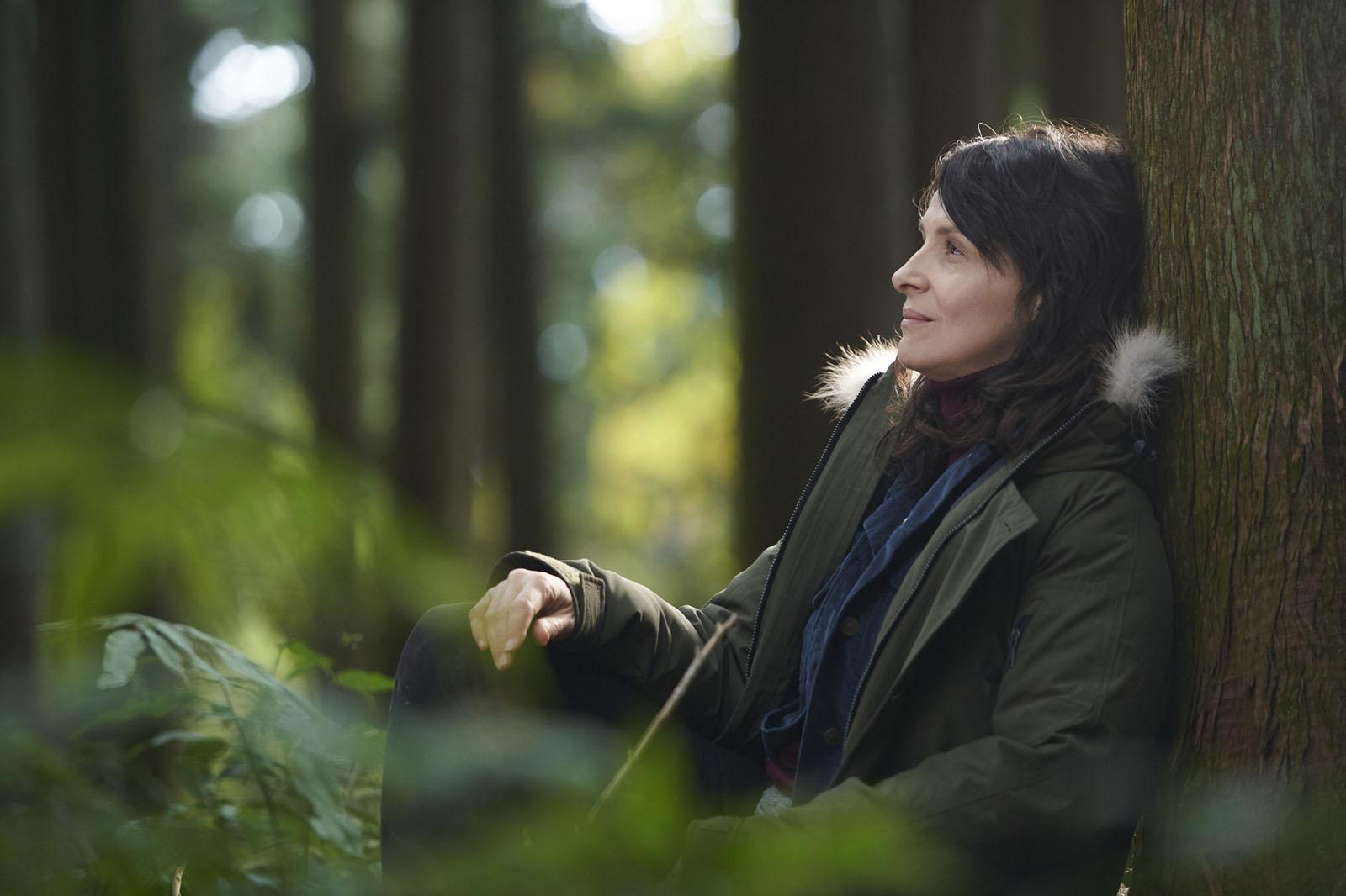 Juliette Binoche chez Naomi Kawase