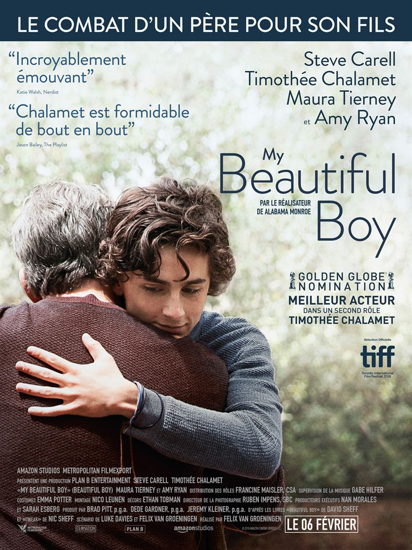Beautiful boy affiche