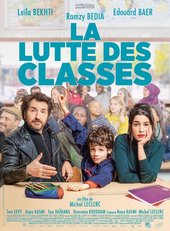 La lutte des classes affiche
