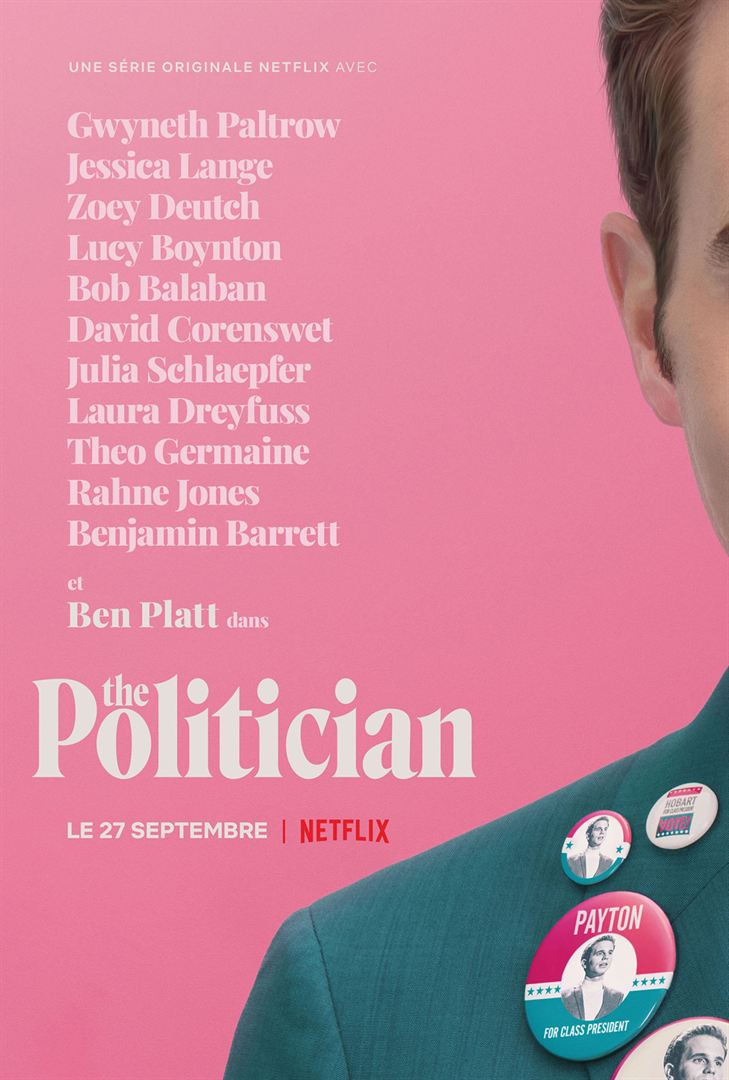 [Séries TV] The Politician, Saisons 1 & 2 5369423