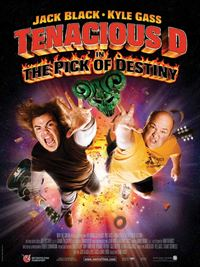 film Tenacious D in : The Pick of Destiny en streaming