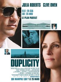 film Duplicity en streaming