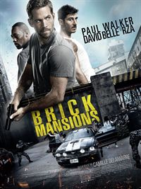 film Brick Mansions en streaming
