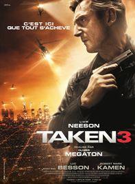 film Taken 3 en streaming