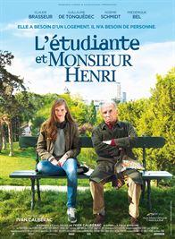 L'Etudiante et Monsieur Henri streaming