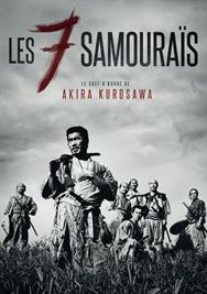 film Les Sept Samouraïs en streaming