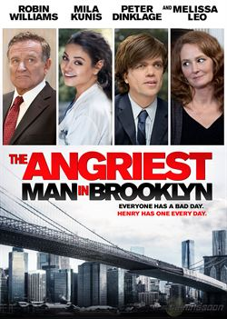 regarder The Angriest Man in Brooklyn en streaming