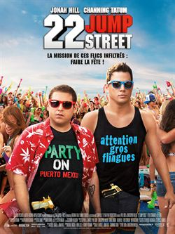 regarder 22 Jump Street en streaming