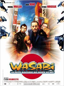 Wasabi – La petite moutarde qui monte au nez