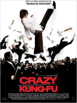 Crazy kung-fu
