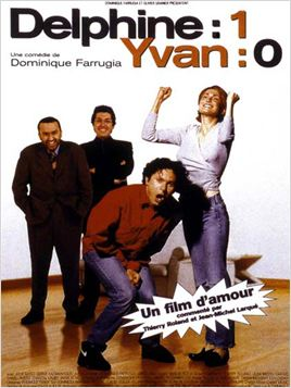 Delphine 1 – Yvan 0