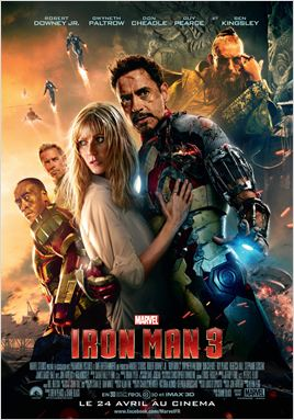 Iron Man 3 en streaming