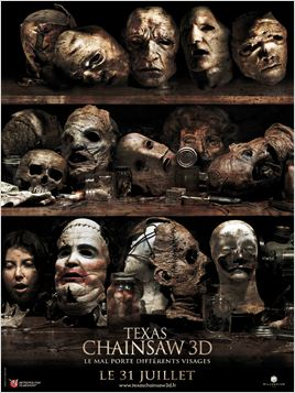Texas Chainsaw 3D en streaming