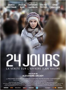 24 jours, la vérité sur l'affaire Ilan Halimi en streaming