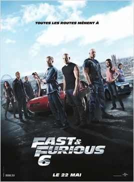 Fast &amp; Furious 6 en streaming