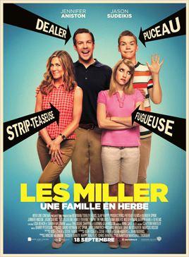 Les Miller, une famille en herbe en streaming