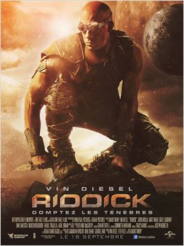 Riddick en streaming