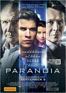Paranoia en streaming