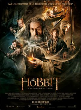 Le Hobbit : la Désolation de Smaug en streaming