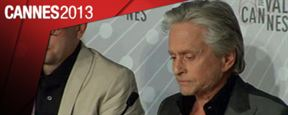 Cannes 2013 : les larmes de Michael Douglas