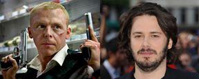 Edgar Wright et Simon Pegg : c'est reparti !