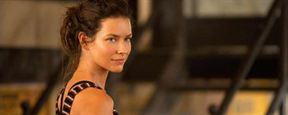 Ant-Man : Evangeline Lilly pose avec Paul Rudd sur le tournage