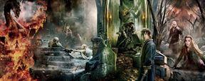 Le Hobbit : une bannière géante pour La Bataille des Cinq Armées