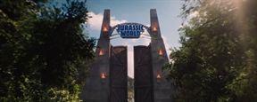 Nouveau teaser de Jurassic World : on voit les dinosaures !