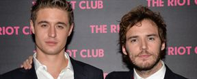 Sam Claflin et Max Irons brillent sur le tapis rouge de The Riot Club